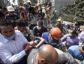 الخارجية المصرية تعرب عن خالص تعازيها فى ضحايا زلزال المكسيك