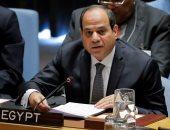 """الرئيس السيسى يلغى قرارا لـ""""مبارك"""" بشأن شبكات المياه بالمدن الجديدة"""