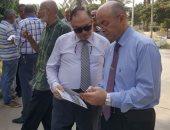 سفير المغرب بالقاهرة يزور الحديقة الدولية ويعلن تطوير الجناح الخاص بدولته