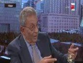 """عمرو موسى لـ""""ON E"""": """"عبد الناصر"""" و""""السادات"""" كليهما ديكتاتور"""