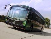بالفيديو.. حافلة كهربائية جديدة يمكنها السير 1.101.2 ميل عبر شحنة واحدة