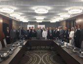 مميش: توقيع اتفاقية تأسيس شركة مع موانئ دبى لتنفيذ مشروعات بالمنطقة الاقتصادية