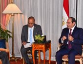 رئيس البنك الدولى يؤكد للسيسى دعم برنامج الإصلاح الاقتصادى بمصر