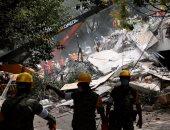 مصرع 4 أشخاص فى زلزال جديد بالمكسيك