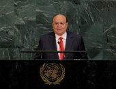 الرئيس اليمنى: الحوثيون أداة إيرانية للعبث بأمن اليمن والمنطقة