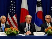 بالصور.. ترامب يوقع أمرا تنفيذيا جديدا يوسع نطاق العقوبات على بيونج يانج
