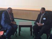 شكرى يؤكد لنظيره السودانى أهمية متابعة نتائج اجتماع اللجنة الفنية حول سد النهضة