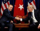بالصور.. ترامب يشيد بأردوغان ويصفه بالصديق المقرب