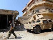 مقتل 10 أشخاص فى اشتباكات بين القوات السورية والمعارضة جنوبى سوريا