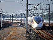 الصين تكشف عن قطار بسرعة النقل الجوى تتجاوز سرعته 600 كيلومتر فى الساعة