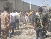 بالصور والفيديو.. مصرع 4 فى انفجار أسطوانة للغاز بمدينة قم شمال إيران