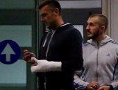تعرض مدرب دينامو زغرب الكرواتى للاعتداء بالضرب