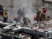 230 قتيلا فى زلزال المكسيك وفرق الإنقاذ تواصل البحث عن ناجين