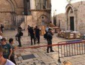 استمرار إغلاق كنيسة القيامة بالقدس لليوم الثالث على التوالى