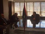 فائز السراج يثمن جهود مصر باستضافة عسكريين لتوحيد الجيش الوطنى الليبى