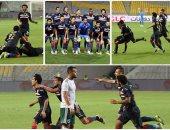 الزمالك ينتفض ويهزم المصرى البورسعيدى 2-1 فى مباراة مثيرة