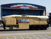 بالصور.. إيران تكشف عن صاروخ باليستى مداه 2000 كم قادر على حمل رؤوس حربية