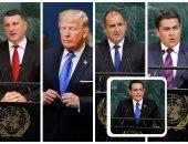"""سباق """"الكرفتات"""" تحت قبة الأمم المتحدة"""