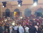 """بالصور.. أكبر ديفلية """"كرنفال شعبى"""" ضمن فعاليات مهرجان سماع بشارع المعز"""