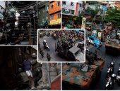الجيش البرازيلى يداهم أوكار المخدرات فى أخطر أحياء ريو دى جانيرو