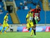 بالفيديو.. شيكابالا يسجل هدف الرائد الأول ويقلص النتيجة لـ2 -1 مع الشباب