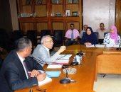 """محافظ شمال سيناء يعقد اجتماعا لتنظيم عمل جمعيات """"الروضة"""" الأهلية والحكومية"""
