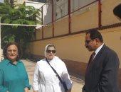 مدير أمن الإسكندرية يشدد على تعزيز الخدمات الأمنية فى جولة تفقدية بالمدارس