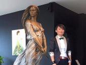 """بالصور تمثال صينى vs مصرى .. """"نفس الضجة لكنكم تحبون الكفار """""""