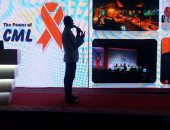 بالصور.. انطلاق فعاليات الاحتفال باليوم العالمى للتوعية بمرض سرطان الدم