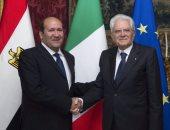 نائب وزير خارجية إيطاليا: القاهرة وروما يجمعها ماضٍ وحاضر ومستقبل مشترك