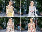 بالصور.. مجموعة جديدة لمصممة الأزياء Luisa Beccaria هتريح أعصابك