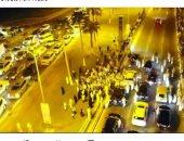 هاشتاج «كل قطر تستقبل تميم» يتحول لسخرية من أمير الإرهاب بعد وصوله الدوحة