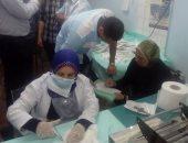 بالصور.. خطة معايشة لرفع كفاءة مستشفى سوهاج العام تستمر 3 أيام