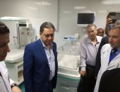 وزير الصحة: ميكنة نظم تسعير وترخيص وتسجيل الأدوية بدءًا من أول أكتوبر