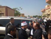 وزير الأوقاف من بنى سويف: 48 مليونا و200 ألف جنيه إجمالى صكوك عيد الأضحى