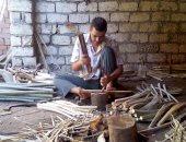 """بالصور.. قرية أمياى بطوخ تتحدى البطالة وشعارها """"الشغل والرزق الحلال"""""""
