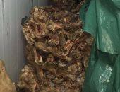 تحقيقات النيابة تكشف تجميع صاحب مطعم للحوم فاسدة وإعادة بيعها بالعجوزة