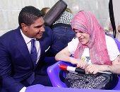 """بالفيديو..""""دار أقدار"""" قبل وبعد تطويرها ضمن مبادرة حديد المصريين ووزارة الداخلية لإعادة تأهيل دور الرعاية"""