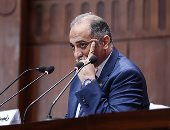 رئيس وفد البرلمان البحرينى: نتمنى التعاون التشريعى مع مصر بشكل أكبر