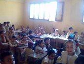 قارئ يشكو ارتفاع كثافة فصول مدرسة اللواء عبد العال السيد بكفر الشيخ