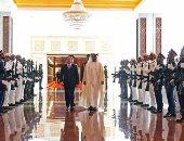 الإماراتيون يعبرون عن تقديرهم لمصر والسيسى فى اجتماع محمد بن زايد