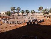 بالصور.. توقف أكبر مدرسة زراعية إنتاجية بالوادى الجديد لتأخر الصيانة
