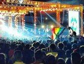 مصدر أمني: حفل واقعة رفع علم الشواذ لم يحصل على موافقات أمنية