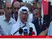 رئيس العشائر الفلسطينية: مصر الحاضنة والحنونة دائماً على الفلسطينيين