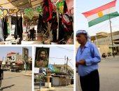 الاستعدادات الأخيرة فى أحياء عراقية قبل استفتاء استقلال كردستان