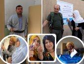 الأكراد يتحدون العالم ويصوتون فى استفتاء الاستقلال عن العراق