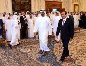 أحمد رسلان: تطبيق نموذج العلاقات التاريخية بين القاهرة وأبوظبى يحقق الوحدة العربية