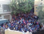 ناظر مدرسة أسماء بنت ابى بكر يعطل اليوم الدراسى لإستحواذه على مفاتيح المدرسة