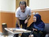 بالصور.. الداخلية تقدم تسهيلات لكبار السن وذوى الاحتياجات الخاصة بالجوازات