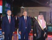 """بالصور..رئيس """"النواب"""": الملك سلمان أكمل مسيرة الحب والوفاء التى بدأها الملك المؤسس"""